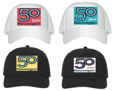 Baseball Cap Nieuwegein 50 jaar
