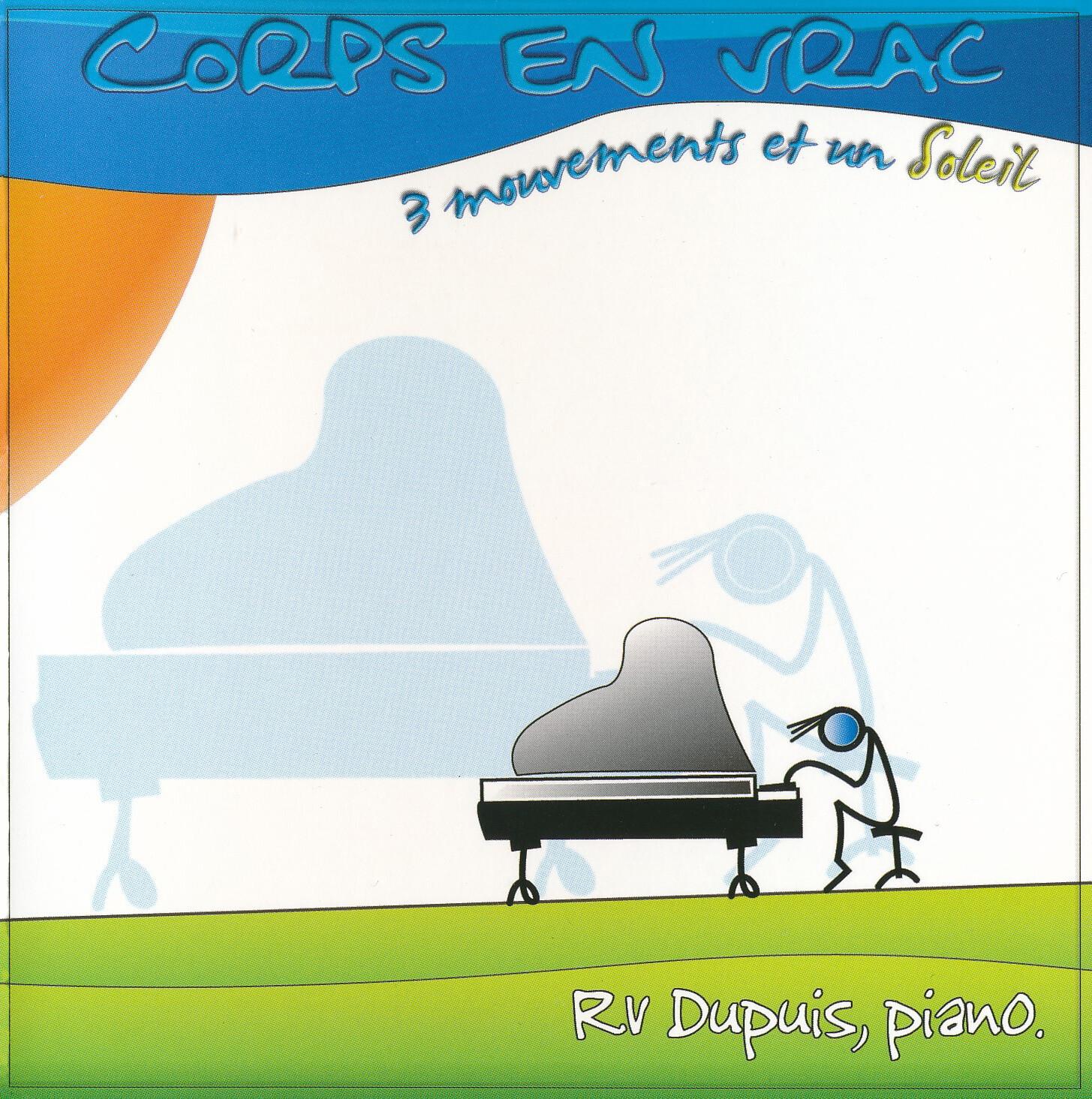 Corps en Vrac (album)