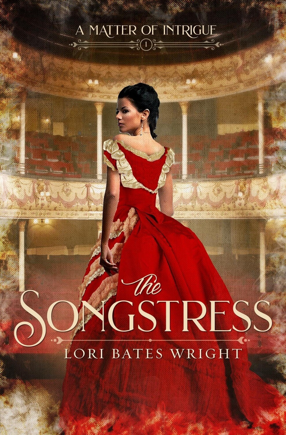 The Songstress (Signed) INCLUDES SHIPPING