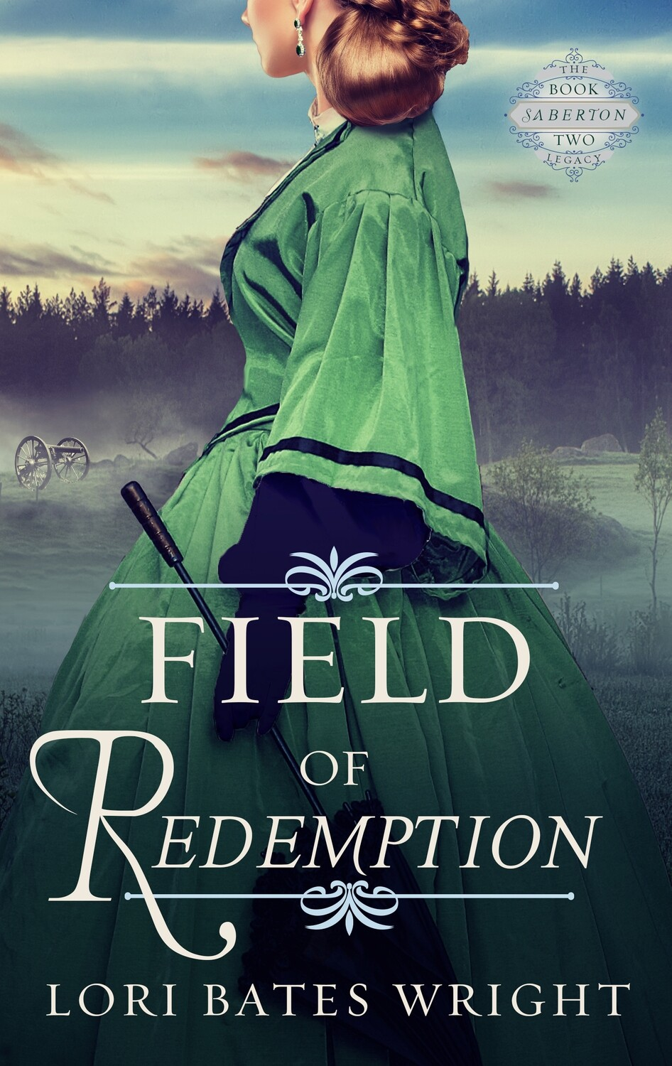 Field of Redemption (Signed) INCLUDES SHIPPING