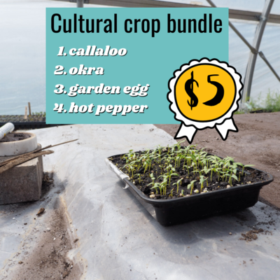 Cultural Crop bundle