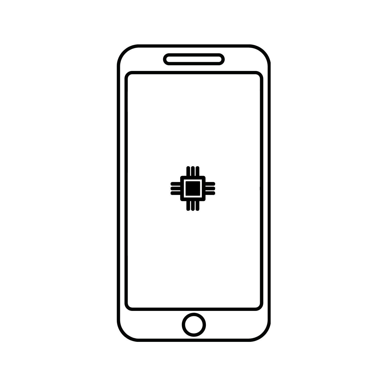 iPhone 7 Plus NAND Reparatur