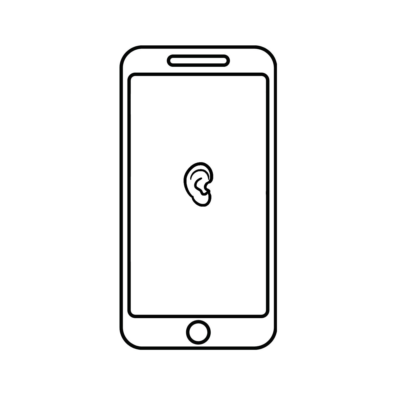 iPhone 8 Ohrmuschel Austausch