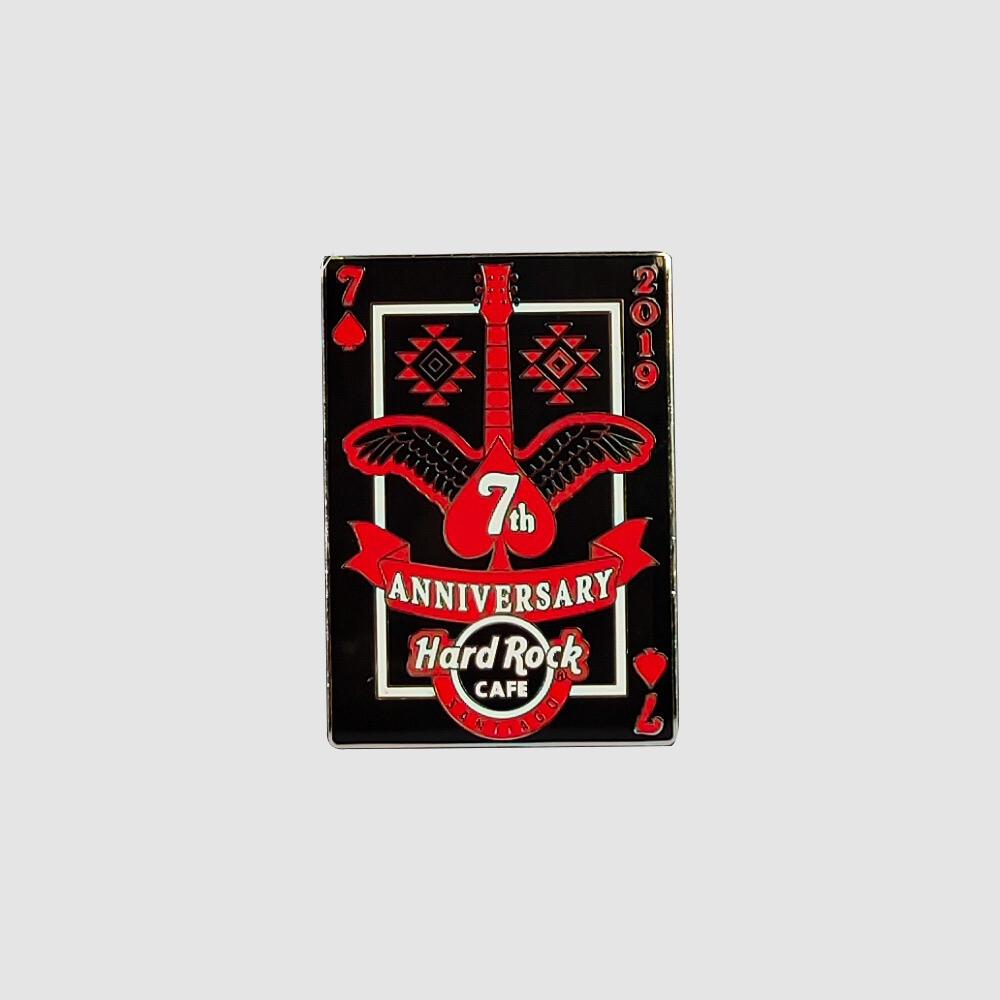 7Th Anniversary Pin
