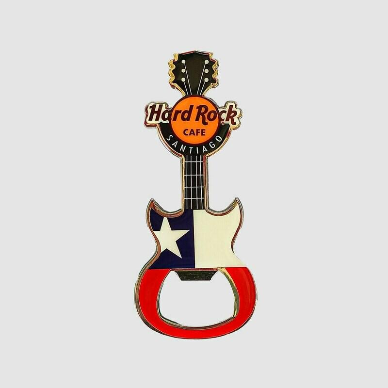Flag Guitar Magnet
