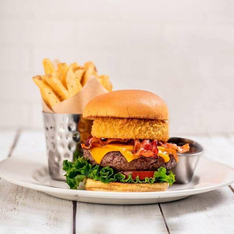 Original legendary Burger