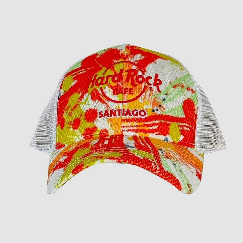 Splattered Hat
