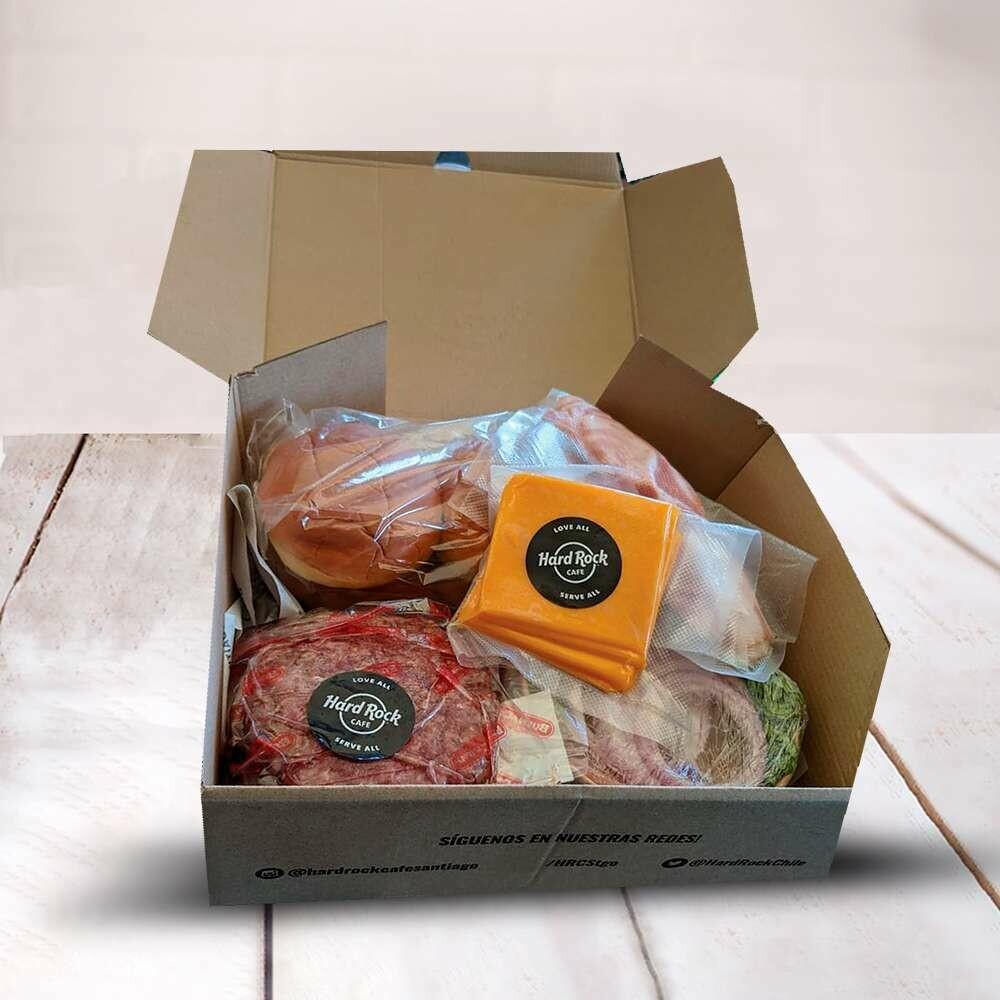 Super burger  box