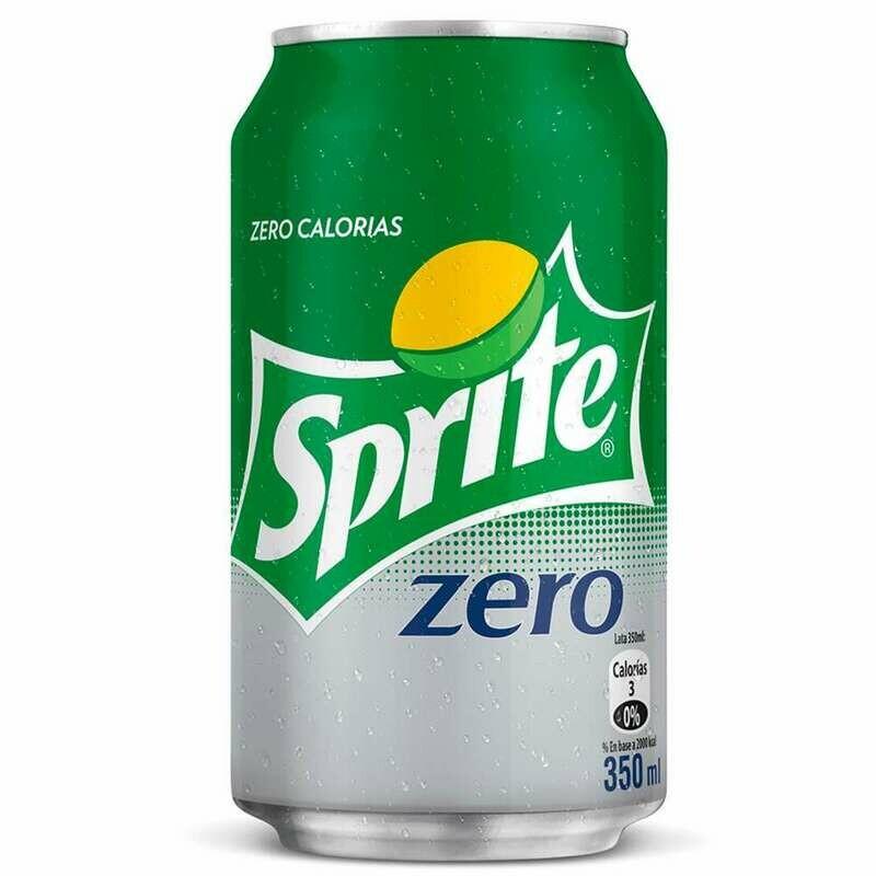 Sprite Zero lata 350Ml