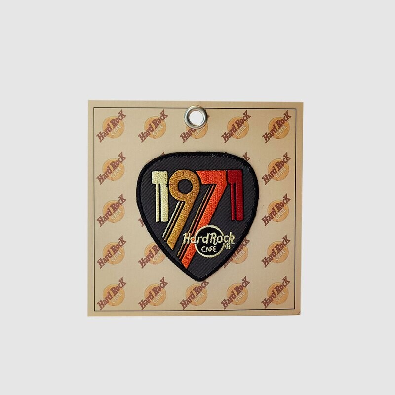 1971 Patch