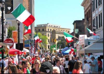 La Festa Italiana Donation