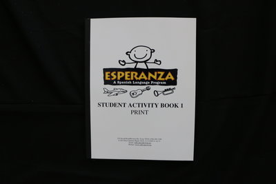 Esperanza Student Activity Book 1 PRINT