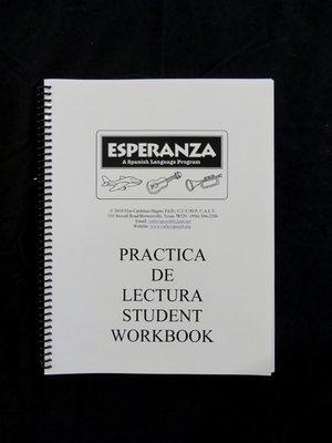 Práctica de Lectura Student Workbook
