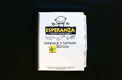 Lenguaje y Lectura Manual 4th Edition