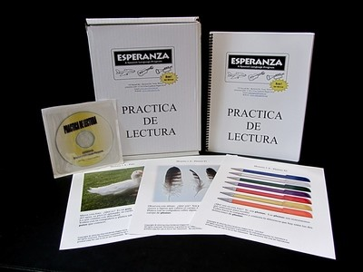 Práctica de Lectura Manual 2nd Edition with CD and 276 Picture Vocabulary Cards