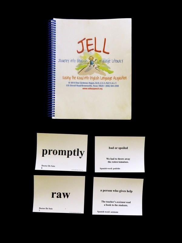 JELL Program Set- ENGLISH