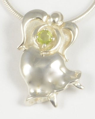 Kate 2011 Gemstone Angel with Peridot