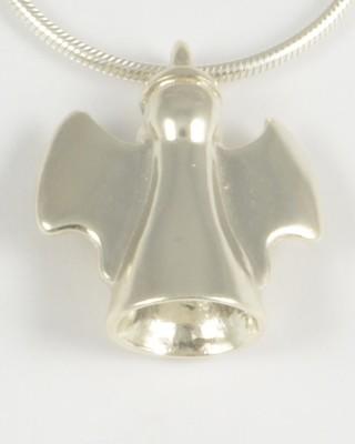 Victoria 1996 Silver Angel Pendant
