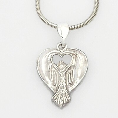 2020 Ophelia Miniature Angel Charm