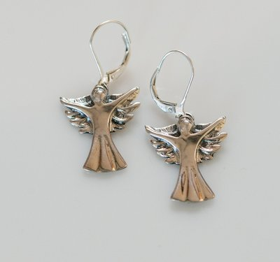 Gabrielle 2018 Angel Earrings