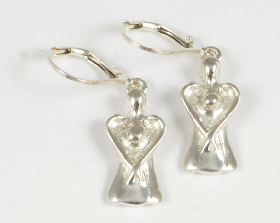 Hope 2008 Angel Earrings