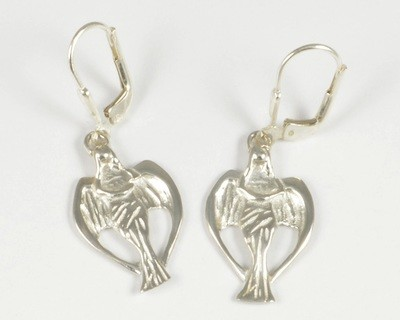 Michelle 2012 Angel Earrings