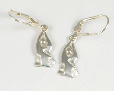 Lilli 1997 Angel Earrings