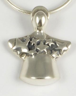Sophie 2004 Silver Angel Pendant