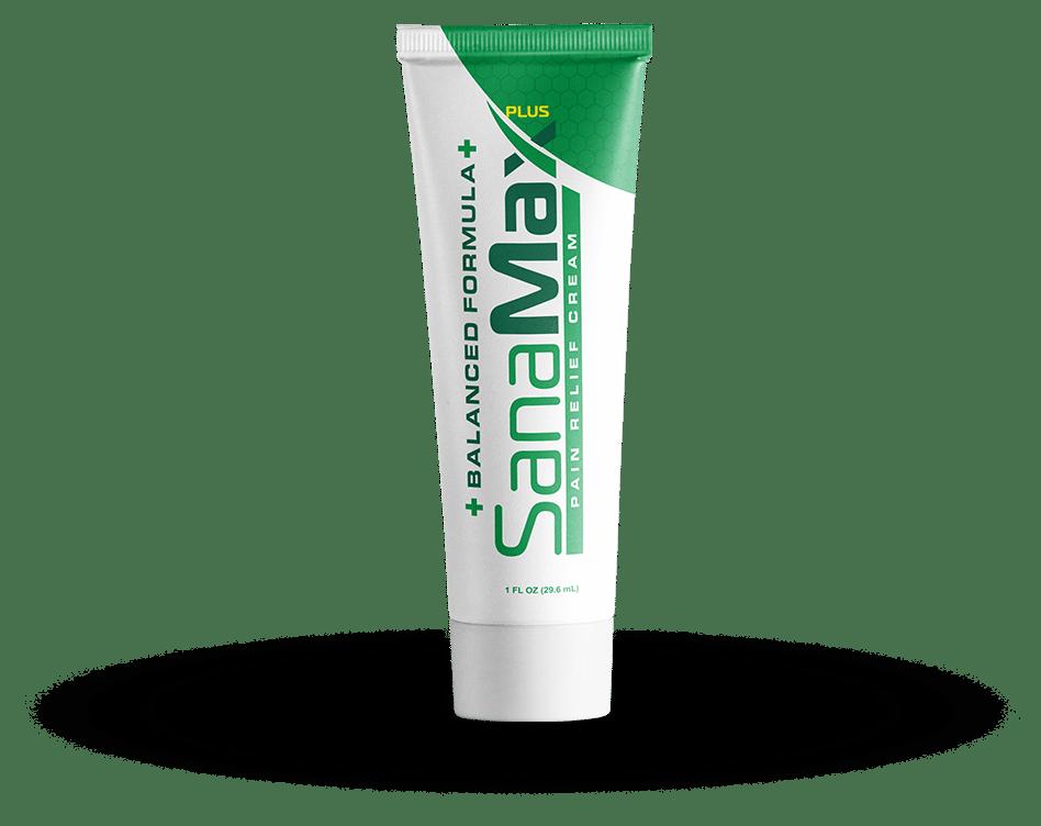 SanaMax Pain Relief Cream