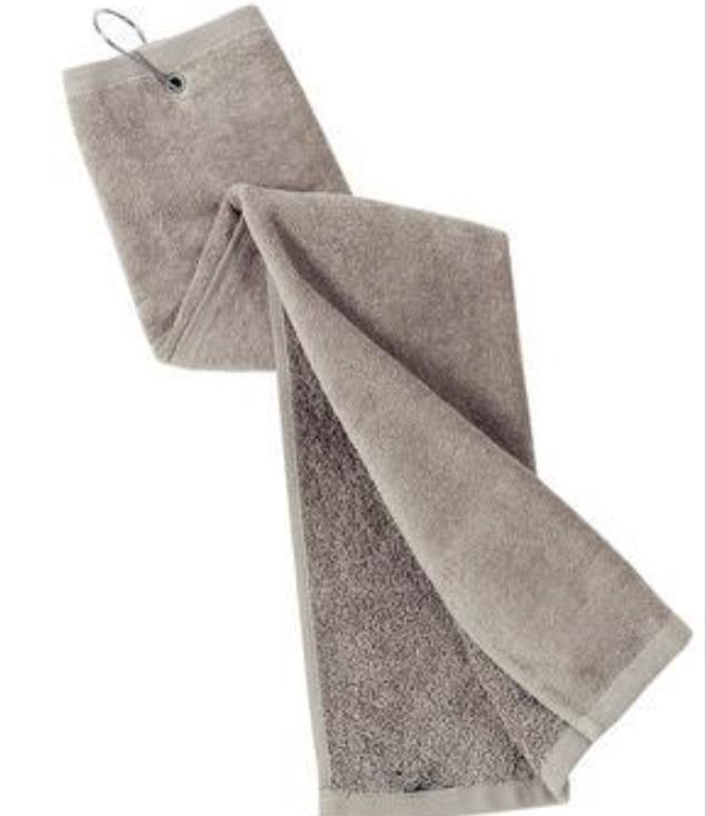 Tri-Fold Golf/Bocce Towel