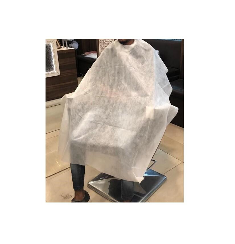 Disposable Hair Cutting Cape for Salon, Hair Cutting Apron 20 PC