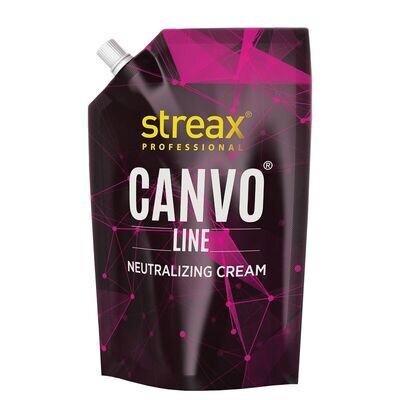 Streax Professional Canvoline Straightening Cream Neutralising Cream -500