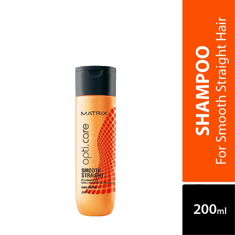 Matrix Opti Care Smoothing Shampoo 200 Ml