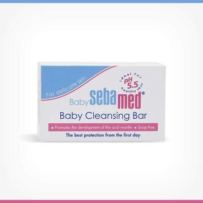 Sebamed Baby Cleansing Bar 150 G