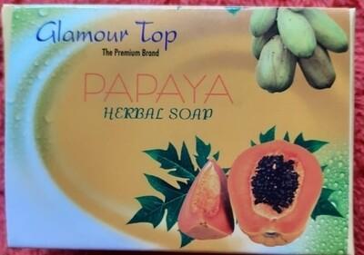 Glamour Top Papaya Soap