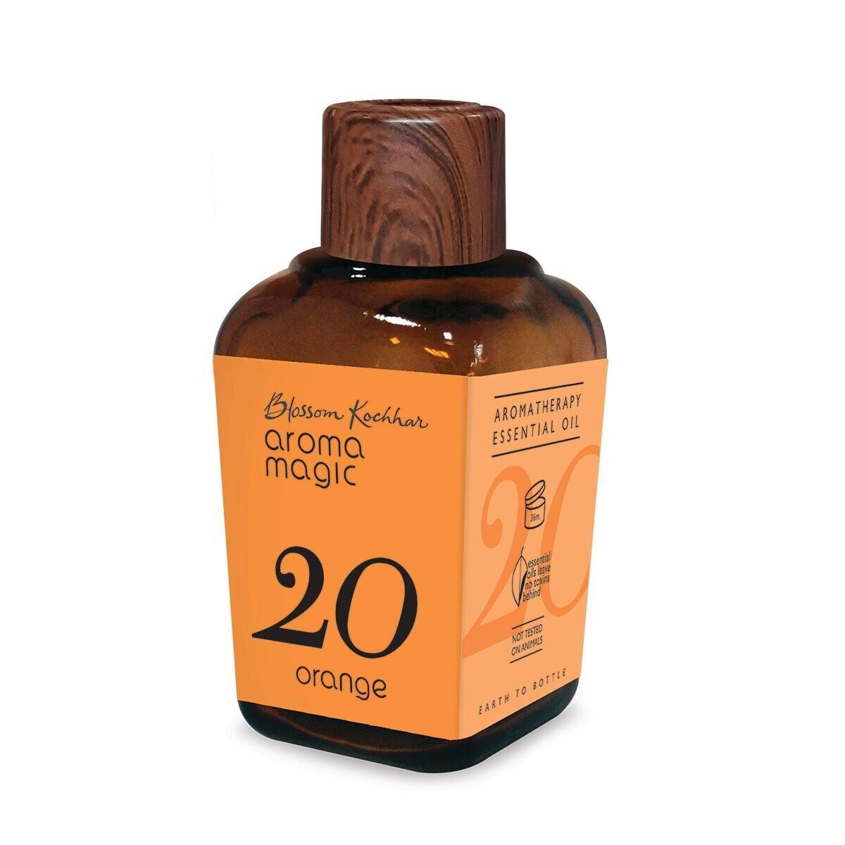 Aroma Magic 20 Orange Oil 20 Ml