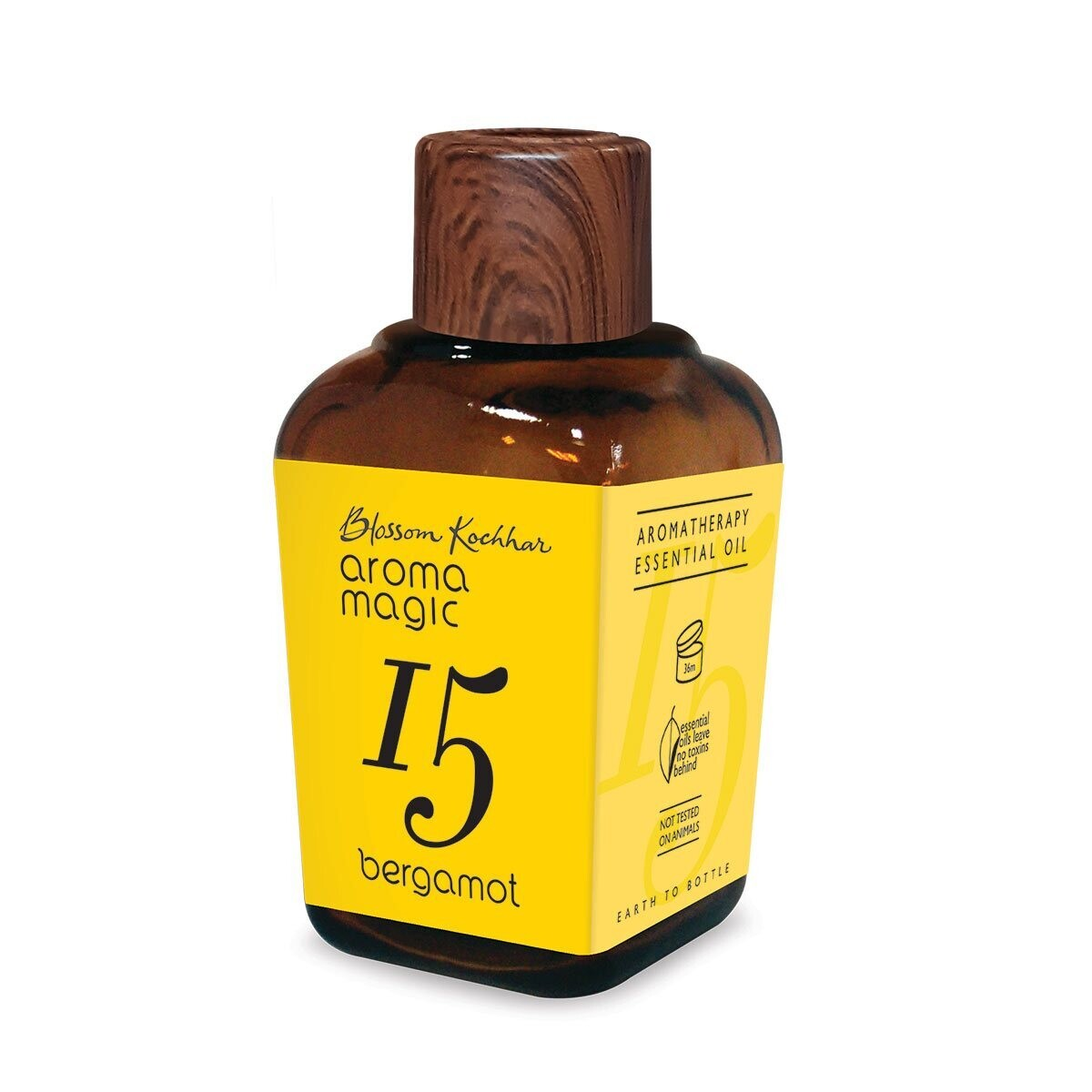Aroma Magic 15 Bergamot Oil 20 Ml