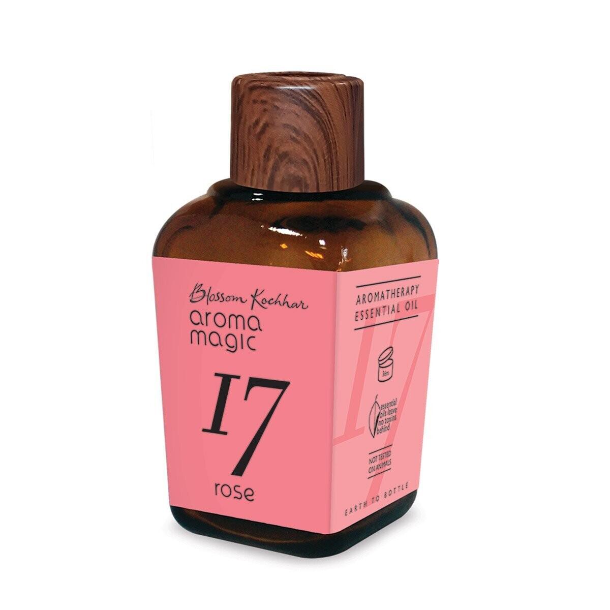 Aroma Magic 17 Rose Oil Ml
