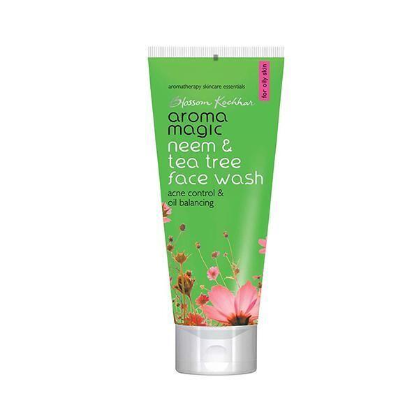 Aroma Magic Neem & Tea Tree Face Wash 50 Ml