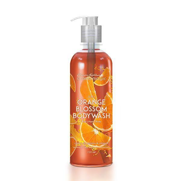 Aroma Magic Orange Body Wash 500 Ml