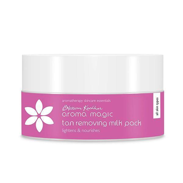 Aroma Magic Tan removing milk pack 175gm