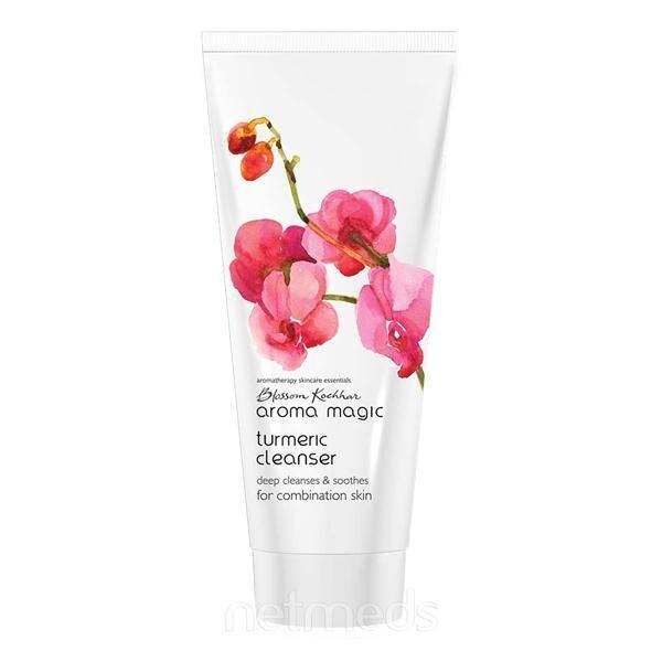 Aroma Magic Turmeric Cleanser 100 G