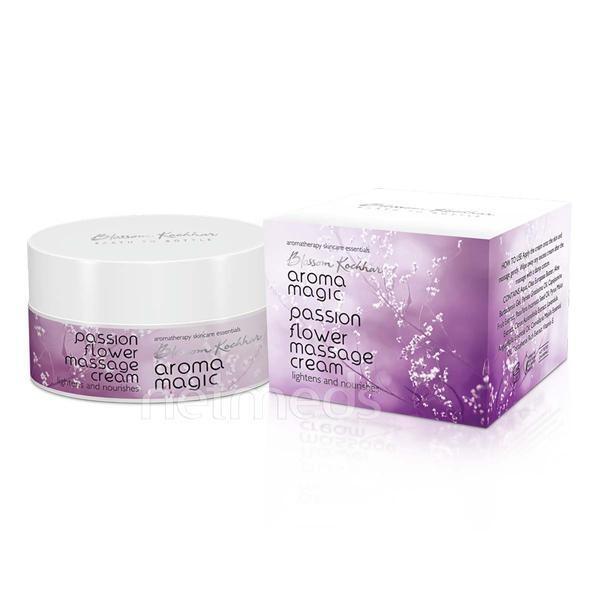 Aroma Magic Passion Flower Massage Cream 50 G