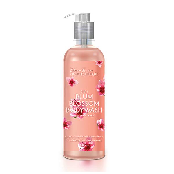 Aroma Magic Plum Body Wash 500 Ml