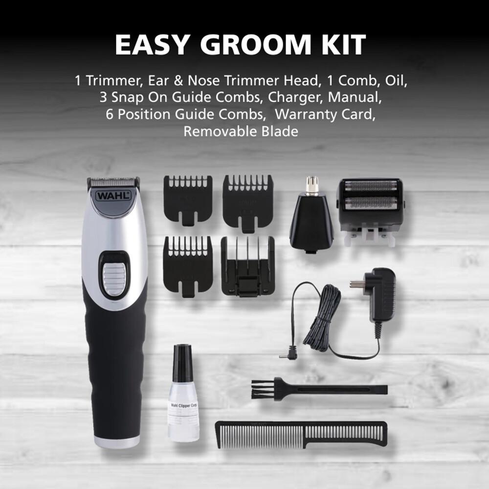 Wahl Easy Groom Rechargeable Grooming Kit