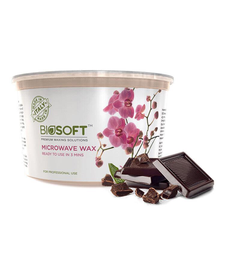 Biosoft Dark Chocolate Microwave Wax