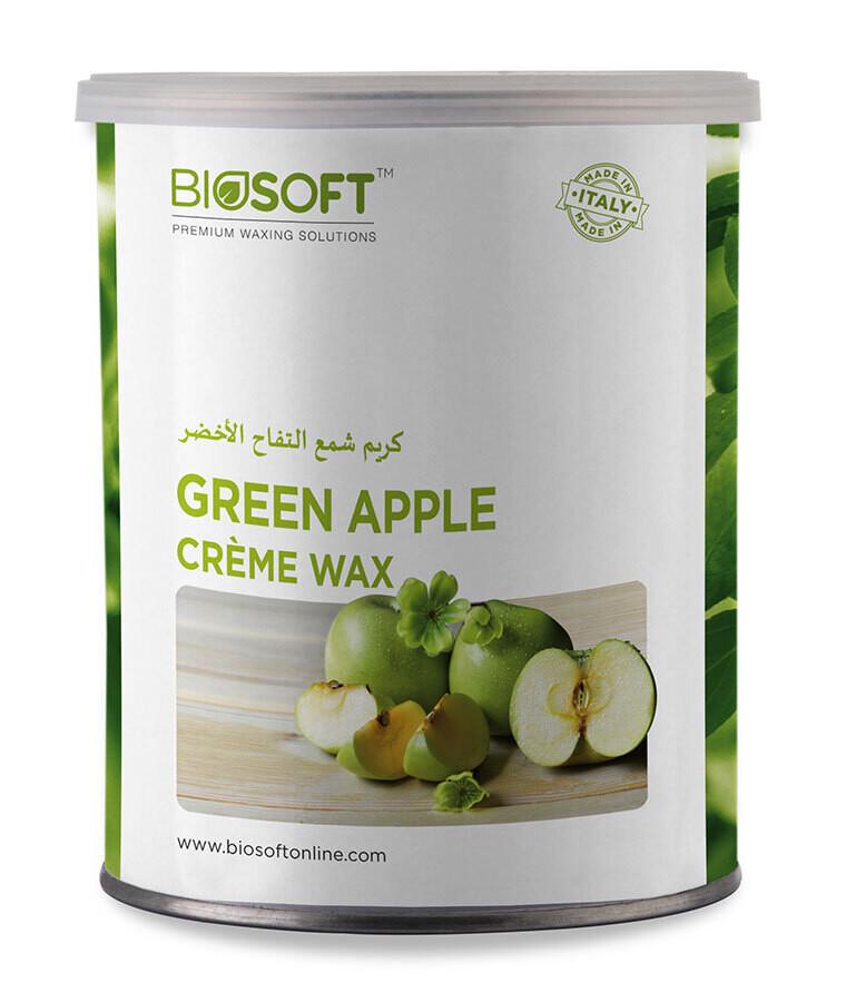Biosoft Liposoluble Green Apple Wax 800G
