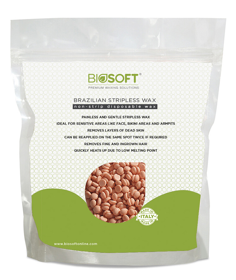Biosoft  Rose Strip Less Wax Beans