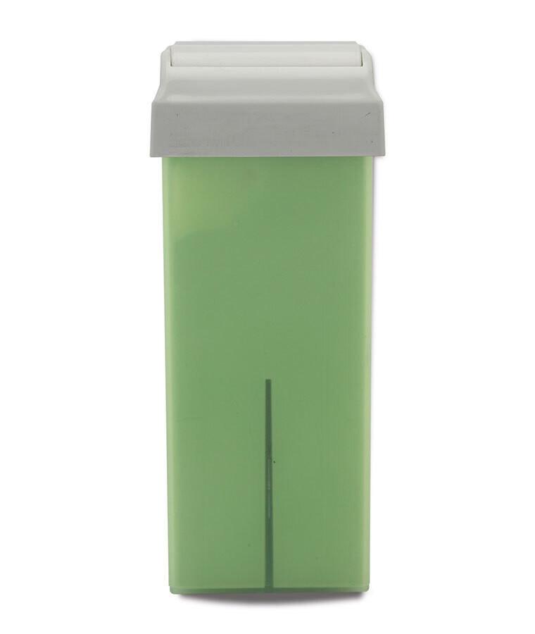 Biosoft Liposoluble Green Apple  Roll On Wax