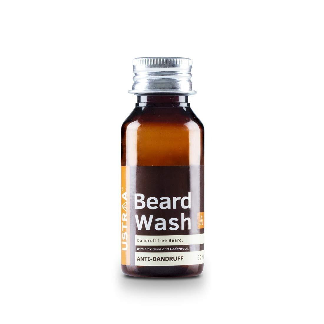 Ustraa Beard Wash 60 Ml
